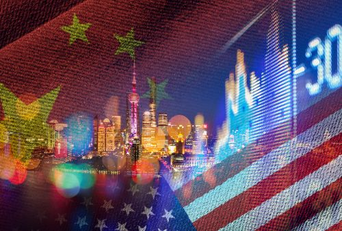 China vs the Rest - Finance