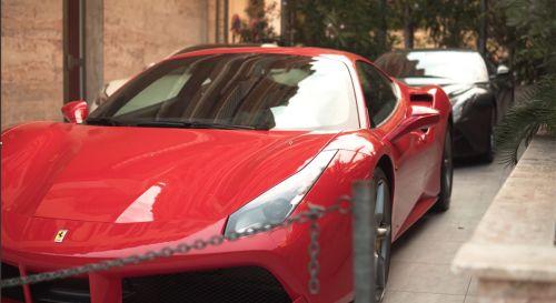 Stock stories - Ferrari