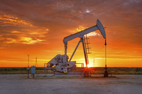 Oil Supremacy - Oil well