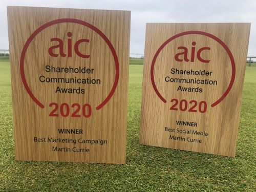 AIC Awards 2020