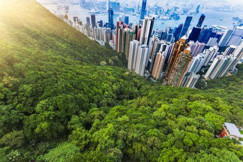Greenification of China