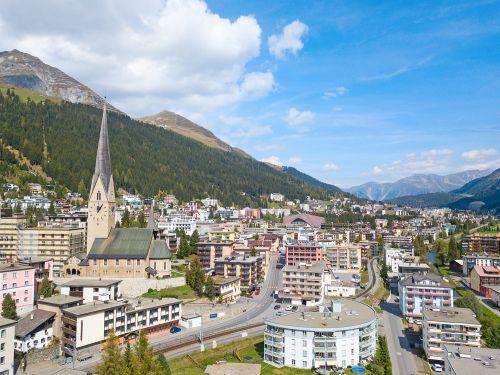 Latest Stewardship update Davos city
