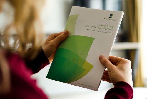 Martin Currie Global Portfolio Trust Annual Report 2021