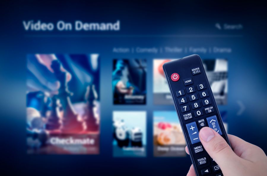 SVOD killed the TV star - watching on demand