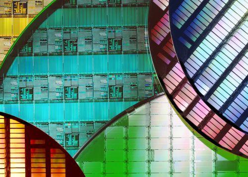 Semi-conductors multi-colours