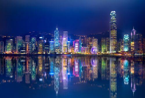 US vs China over Hong Kong