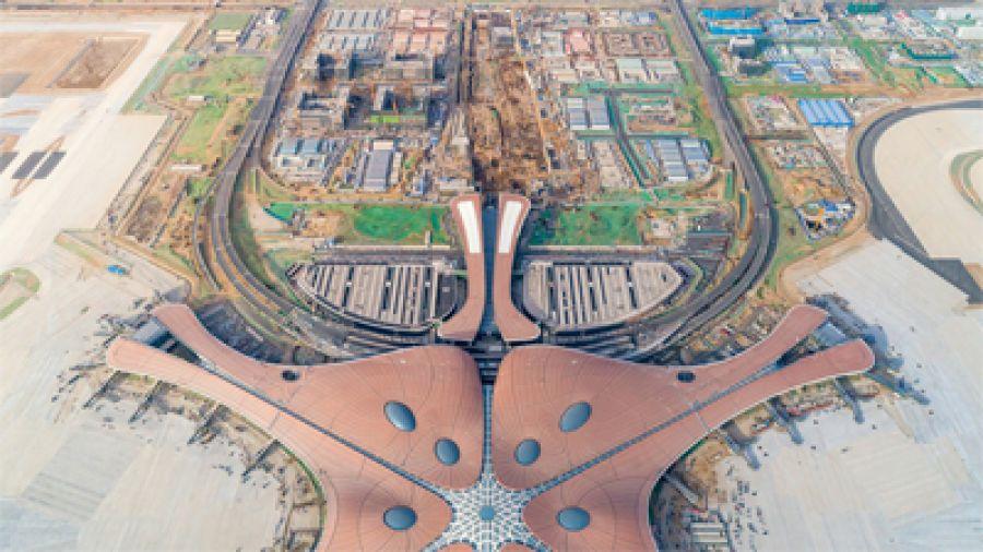 Asian aviation - Beijing Daxing