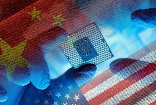 China vs The Rest Technology