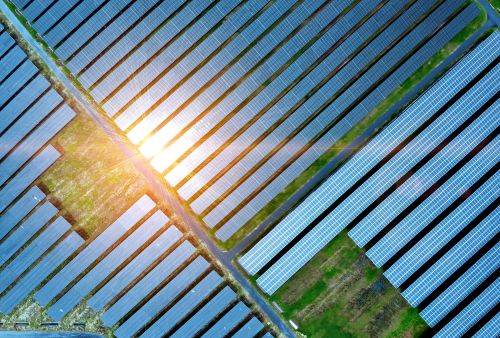 Latest Stewardship Update May - Solar Panels